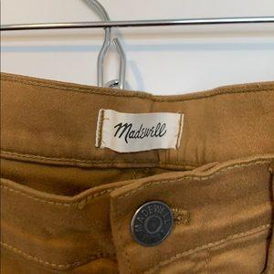 Madewell High Rose Skinny Pant